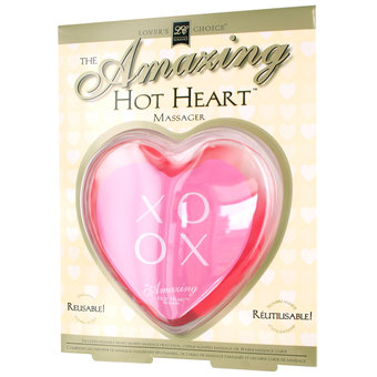Lover's Choice Amazing Hot Heart Massager Kit