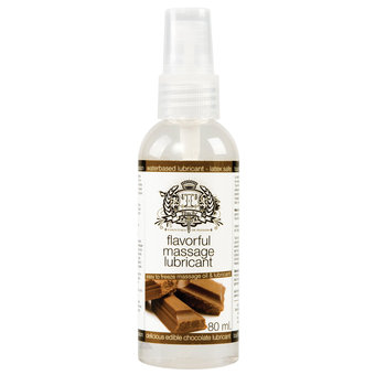Touche Freezable Chocolate Massage Oil & Lubricant 80ml