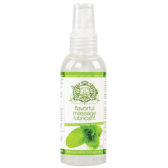 Touche Freezable Mint Massage Oil & Lubricant 80ml
