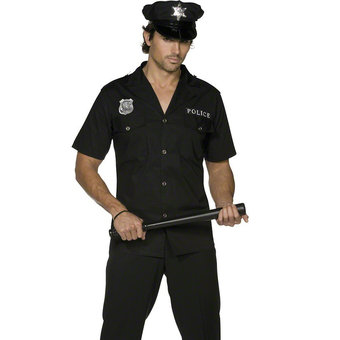 Fever Cop Policeman's Costume