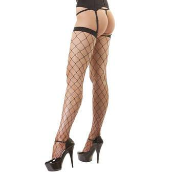 Classified Fence Net Stockings