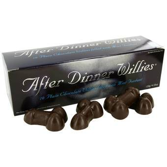 After Dinner Willies Chocolates (10 Pack)
