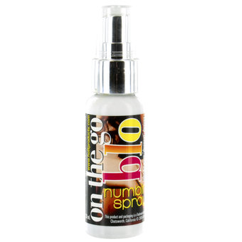 On The Go Blow Numbing Deep Throat Spray 30ml