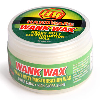 Hardware Wank Wax Heavy Duty Masturbation Wax 140g