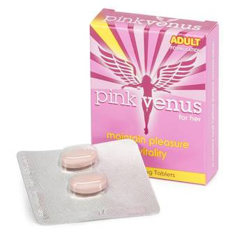 Pink Venus Pills (2 Tablets)