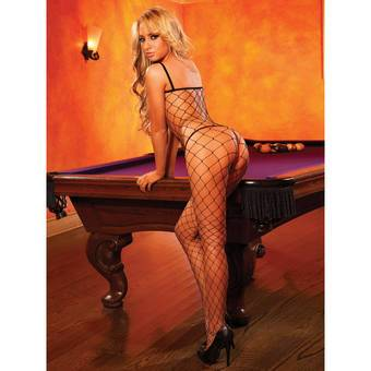 Hustler Fence Net Bodystocking