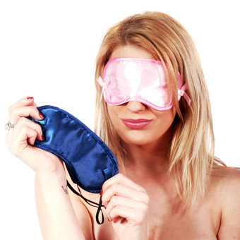 Lovers Premium Twin Pack Blindfolds