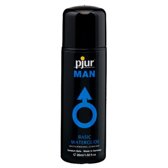 Pjur Man Water-Based Glide Lube 30ml