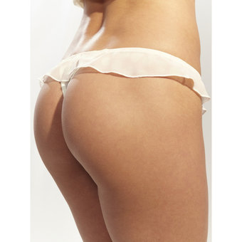 Grace Chiffon Skirted Thong