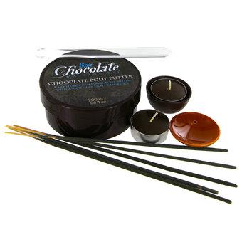 Chocolate Massage Body Butter Erotic Gift Set