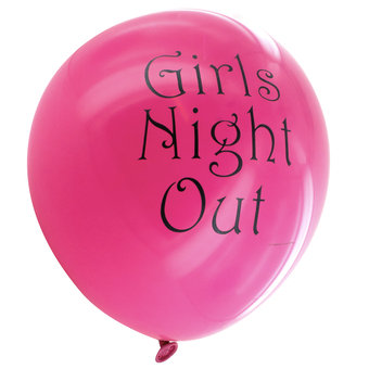 Girls Night Out Balloons (6 Pack)