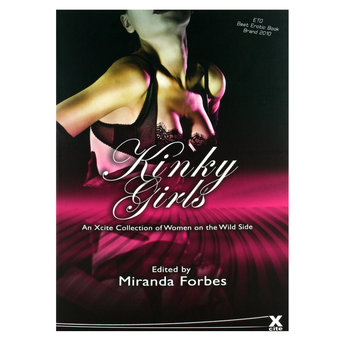 Xcite Books - Kinky Girls: 20 Erotic Stories