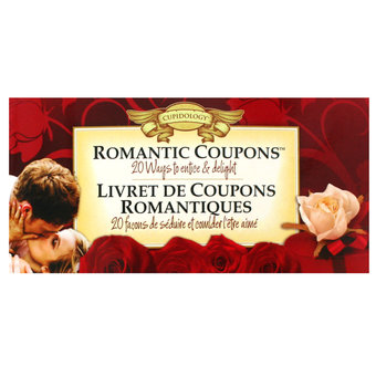 Cupidology 20 Romantic Coupons
