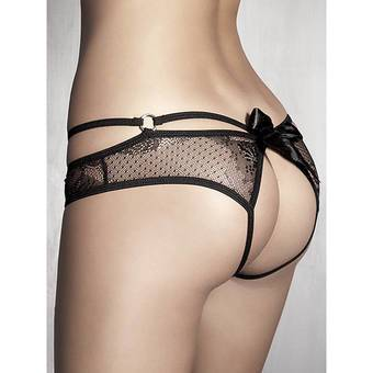 Crotchless knickers are this year's hot ticket