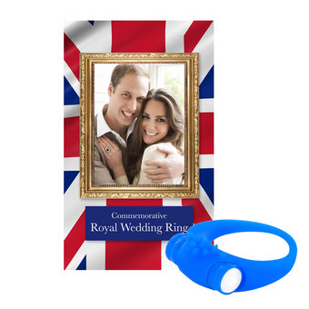 Commemorative Royal Wedding Ring