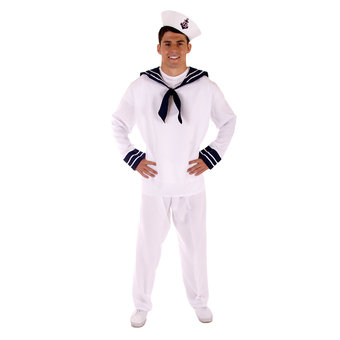 Man's Sailor Uniform Costume
