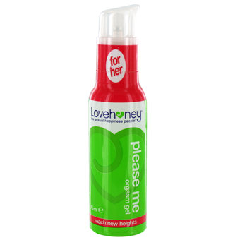 Lovehoney Please Me Orgasm Gel 75ml