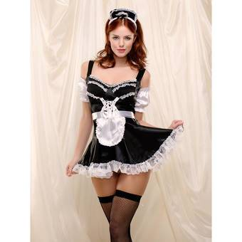 Oh la la! Top Five French Maid Costumes!