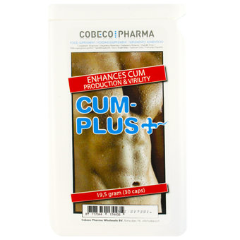 Cum Plus Virility Enhancer (30 Tablets)