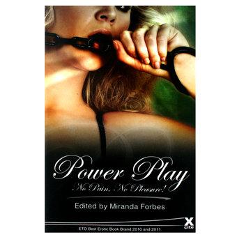 Xcite Books - Power Play: 20 BDSM Erotic Stories (new window)