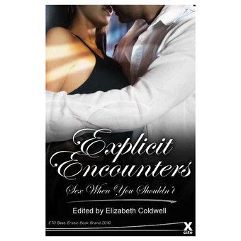Xcite Books - Explicit Encounters: 20 Erotic Stories (new window)