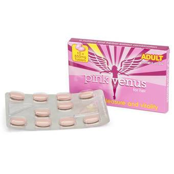 Pink Venus Pills (10 Tablets)