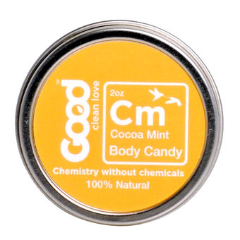 Good Clean Love Body Candy Cocoa Mint 2oz