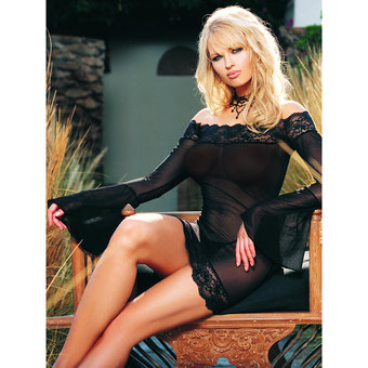 Leg Avenue 2 Piece Mini Dress
