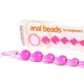 Lovehoney Beginner's Anal Beads