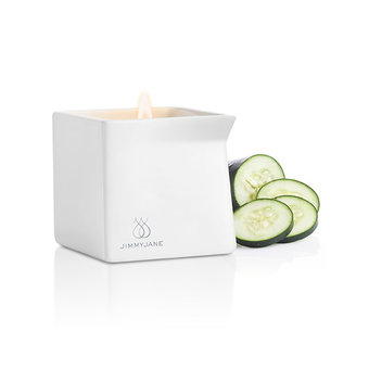 Jimmyjane Afterglow Massage Candle Cucumber Water 128g