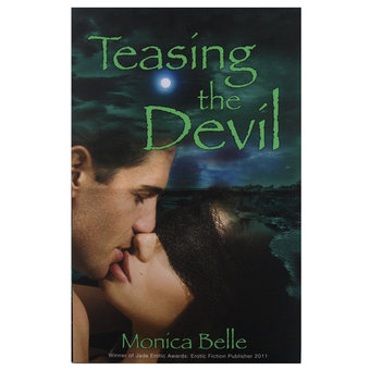 Teasing the Devil by Monica Belle