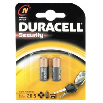 Duracell N Batteries (2 Pack)