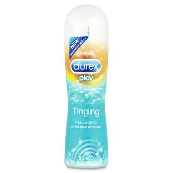 Gel lubrifiant Frissons de Durex Play 50 ml