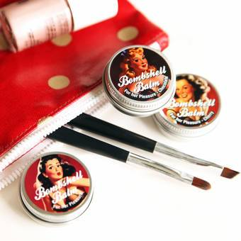 Pin Ups Betty Bombshell Orgasm Balm