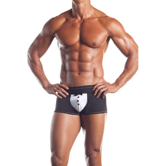 Fantasy Excite Sexy Butler Tight Boxer Shorts
