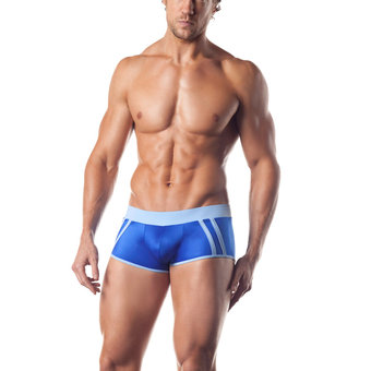 Fantasy Excite Sporty Boxer Shorts with Pouch