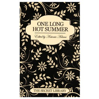 The Secret Library: One Long Hot Summer edited by Antonia Adams