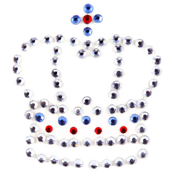 Her Majazzle Diamanté Jubilee Crown Jewels only at Lovehoney!
