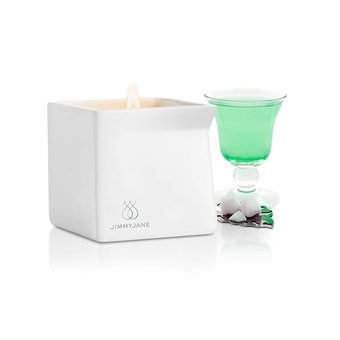 Jimmyjane Afterglow Massagekerze - Absinth 128 g