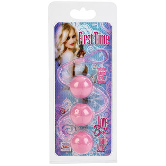 First Time Love Balls Triple Lover Kegel Balls