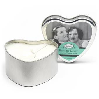 Swoon Burning Desire Massage Candle