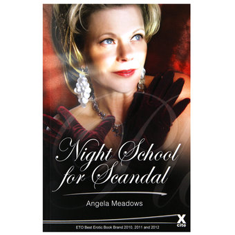 Night School for Scandal by Angela Meadows