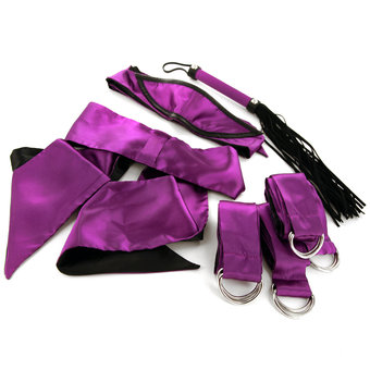 Lovehoney Tease Me Beginner's Bondage Kit