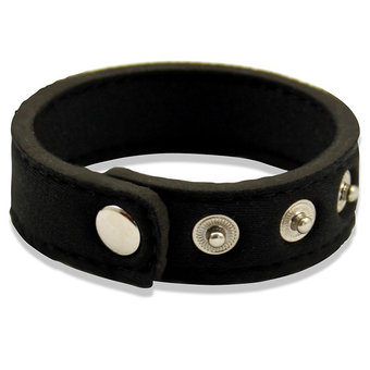 Perfect Fit Neoprene Snap Adjustable Cock Ring