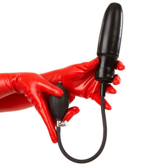 Cock Locker Inflatable Grenade Butt Plug