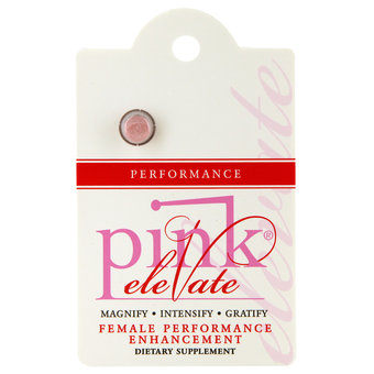 Pink Elevate Sexual Performance Pill