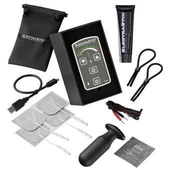 ElectraStim EM60 Flick Electro Sex Stimulator Multipack Set