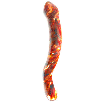 Snake Glass Dildo