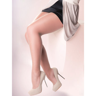 Gabriella Rubensa Plus Size Sheer Natural Look Tights