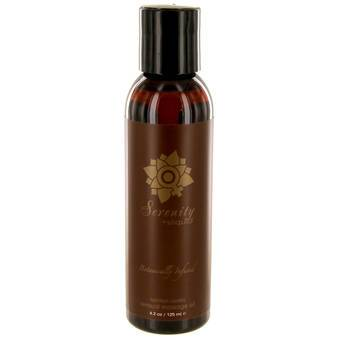 Sliquid Organics Serenity Massage Lotion 4.2 fl.oz